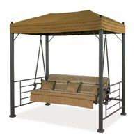 Garden Winds Replacement Canopy Top For Sullivan Point Swing
