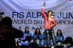 Petra Vlhová juniorskou Majsterkou Sveta v slalome!!!