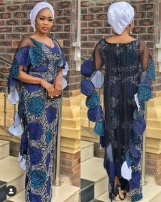 Need to add some latest style to your wardrobe? Here are some exquisite Ankara styles, African dresses, latest African fashion designs, Ankara outfits pictur. African Lace Styles, Beautiful Ankara Styles, African Lace Dresses, Beautiful Dresses For Women, Latest African Fashion Dresses, African Style, African Beauty, Latest Fashion, Ankara Long Gown Styles