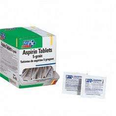 Aspirin Tablets (50 Packs of 2 Tablets) Logistics,http://www.amazon.com/dp/B003AOJNEW/ref=cm_sw_r_pi_dp_Y2Cjtb1NWBZG96TD