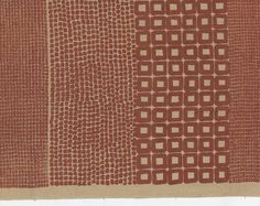Squares, Blobs, Speckles Printed Fabric  Noémi Raymond (American, 1889-1980)  Before 1941. Cotton