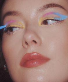Sfx Makeup, Makeup Art, Beauty Makeup, Hair Makeup, Creative Makeup Looks, Simple Makeup, Cute Makeup, Pretty Makeup, Makeup Inspo