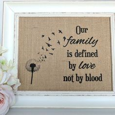 Blended Family – Blended Family Gift – Blended Family Sign – Blended Family Wedding Gift – Stepmother Gift – Step Family – Housewarming Gift Compare registros de casamento ID do produto: 8784412841 – Blended Family Pictures, Quotes About Blended Families, Printing On Burlap, 3d Printing, Diy Gifts For Kids, Diy Christmas Gifts For Family, Wedding List, Wedding Dress, Family Signs