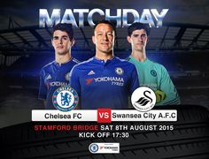 Yokohama Tyres Sponsorship - Premier League MATCHDAY post | Chelsea FC vs Swansea City AFC