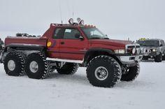 All terrain 6x6 RAM