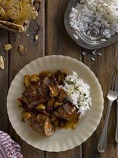 Envoltini con verduras y champiñones Curry, Pork, Beef, Chicken, Ethnic Recipes, Frying Pans, Pots, Saucepans, Vegetables
