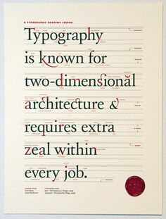 "ianlikes: "" A Typographic Anatomy Lesson: Typography is known for two-dimensional architecture & requires extra zeal within every job poster by Ligature, Loop & Stem. Anatomy Of Typography, Typography Love, Typography Quotes, Typography Letters, Graphic Design Typography, Typography Terms, Japanese Typography, Font Art, Typography Poster"