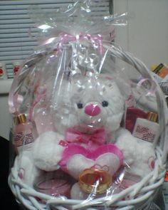 Valentines's Day Basket