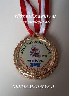 Okuma Madalyası Kitap Okuma Şampiyonu 21