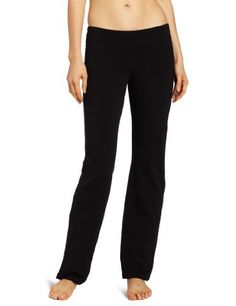"""Avani Women's Contour Pant, Black, X-Small Avani. $39.00. 92% organic cotton/8% spandex. 0.00"""" wide. Natural organic cotton allows for breathability. Hand or machine wash in cold water, tumble dry low. Gusset detail for added strength. 31 inch inseam. 0.00"""" high"""