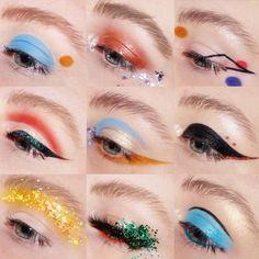 Discover more about face & eye makeup Natural Eye Makeup, Blue Eye Makeup, Eye Makeup Tips, Makeup For Brown Eyes, Smokey Eye Makeup, Makeup Inspo, Makeup Art, Guys Makeup, Makeup Blog