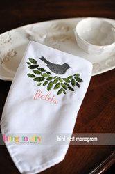 Bird Nest Mono HTD