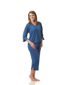 moisture wicking pjs in mix and match styles, colors and sizes