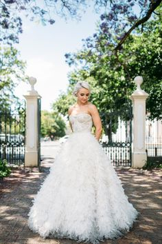 See our dresses on our real brides One Shoulder Wedding Dress, Ball Gowns, Wedding Ideas, Bride, Wedding Dresses, Fashion, Ballroom Gowns, Wedding Bride, Bride Dresses