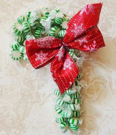 Tiny Christmas Treasures by Marcia on Etsy #etsyspecialt #christmas