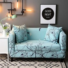 Spandex Modern Sofa Cover Elastic Floral Polyester Seater Couch Sofa Slipcover for Living Room Furniture Protector Home Living Room, Living Room Furniture, Loveseat Sofa, Sofa Slipcovers, Cheap Sofas, Couch Covers, Patio Furniture Covers, L Shaped Sofa, Modern Sofa
