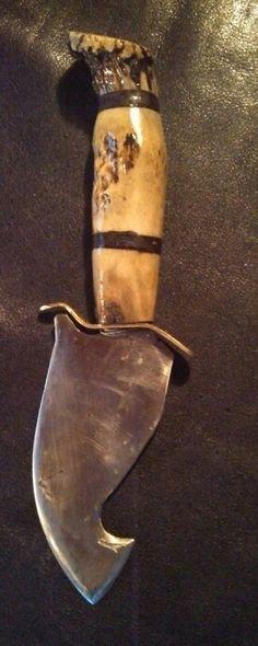 #Handmade knife