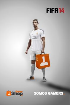 Cristiano is a Gamer