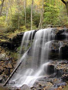 Lower Rainbow Falls, SC