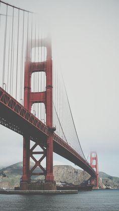 Golden Gate Bridge Night Wallpaper wallpaper.