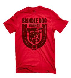 Brindle Dog Brewing Co. Shirt