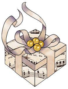 Christmas Music Clip Art | Clipart Panda - Free Clipart Images