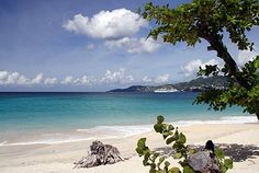 Grand Anse, Grenada - One of the best beaches in the world <3 I have a fantastic day at this beach......
