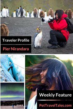 PetTravelTales.com Travel Profile: Pier Nirandara #travel #travelers #travelblogger #wanderlust