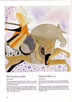 Painting on Porcelain Annik Perret - TXURI - Picasa Web Albums