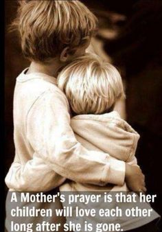 Brotherly love- my boys Love My Kids, Family Love, Cute Kids, 4 Kids, Prayer For Mothers, Mothers Love, Family Prayer, Kind Photo, Brotherly Love