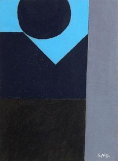 Dannatt, George : Upwards to Blue
