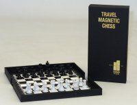 Chess Set Magnetic - Plastic -  Folding Pocket Case $15.95 Click pix for details