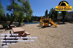 Pine Mountain Lake vacation rentals & real estate sales. #lakevacations #nearyosemite #pinemountainlake #groveland #yosemiteregionresorts