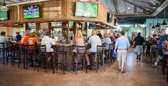 Doc Ford's Rum Bar and Grille Sanibel Island, Florida. A great spot for dinner, to watch the game, and enjoy a cold beer or cocktail. Photo by Mary Carol Fitzgerald. Must Do Visitor Guides, MustDo.com