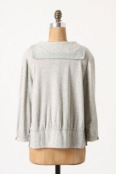 Explore Anthropologie's unique collection of New Arrivals, featuring the season's newest arrivals. Sailor Collar, New Woman, Lounge Wear, Collars, Anthropologie, Pullover, Clothes For Women, Sweatshirts, Sweaters