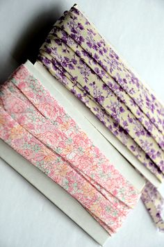 bias tape tutorial! by LolaNova, via Flickr