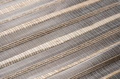 Handwoven textile in stainless steel, plantain fiber and brillos Drapery, Hand Weaving, Art Pieces, Fiber, Textiles, Stainless Steel, Jitter Glitter, Hand Knitting, Artworks