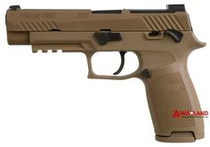 SIG SAUER, Inc. is pleased to introduce the commercial variant of the U. Army's official service pistol called the Glock Guns, Weapons Guns, Guns And Ammo, Sig P320, Sig Sauer, Rifles, Best Concealed Carry, Weapon Storage, Tac Gear
