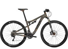 I rode this today....it was amazing! I wish I could of taken one home. Superfly 100 AL Elite - Trek Bicycle
