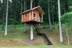 Casa sugli alberi per bambini n.27