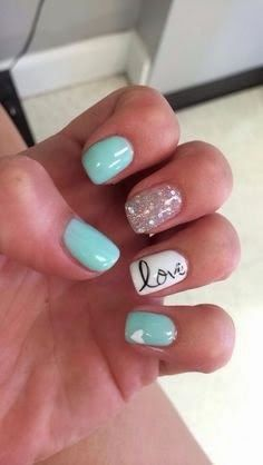Gel Nails Polish Ideas for women 2015