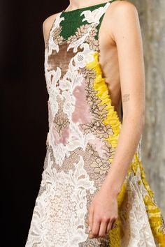 Défilé Valentino Haute couture automne-hiver 2017-2018 Femme