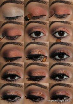 Confira lindas sugestões em maquiagem para pele morena 2016! Veja modelos, dicas, e ótimos passo a passo de como fazer maquiagem para pele morena 2016.