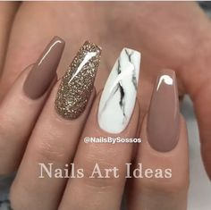 Fünfzehn elegante kurze Nägel & # Entwürfe 1 Fünfzehn Classy Short Nails & # D – Nageldesigns, You can collect images you discovered organize them, add your own ideas to your collections and share with other people. Short Nail Designs, Simple Nail Designs, Acrylic Nail Designs Classy, Brown Nail Designs, Marble Nail Designs, Nail Art Designs, Nails Design, Salon Design, Perfect Nails