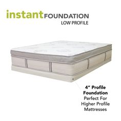 simmons beautyrest recharge shakespeare luxury firm mattress si6693 amazoncom classic brands low profile foundation box spring 4 inch