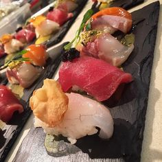 Sushi Time! #gastronomia #sushi
