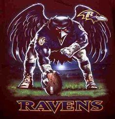 Baltimore Ravens!