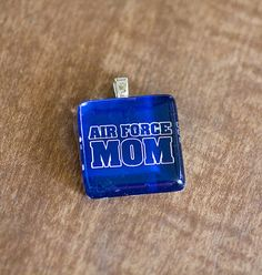 Air Force Mom Blue Support Our Troops by HConwayPhotography, $18.00