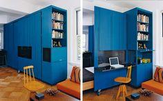Especial pisos pequeños: 6 miniapartamentos para aprovechar el espacio al máximo