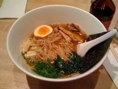 Miso Ramen at Momofuku Noodle Bar | Let's Nom Nom